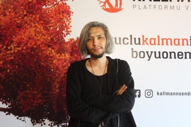 Kallmann hastası olan Yönetmen Öztürk: