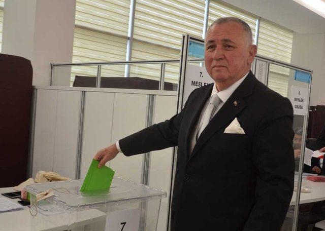 GTSO meclis seçiminde büyük çekişme