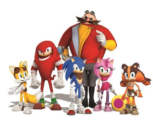 Hızlı kirpi Sonic Türkiye'de ilk kez çocuklarla buluşacak