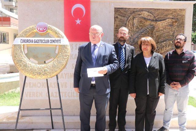 ÇGC Başkanı Esendemir'den gazetecilere saldıranlara tepki