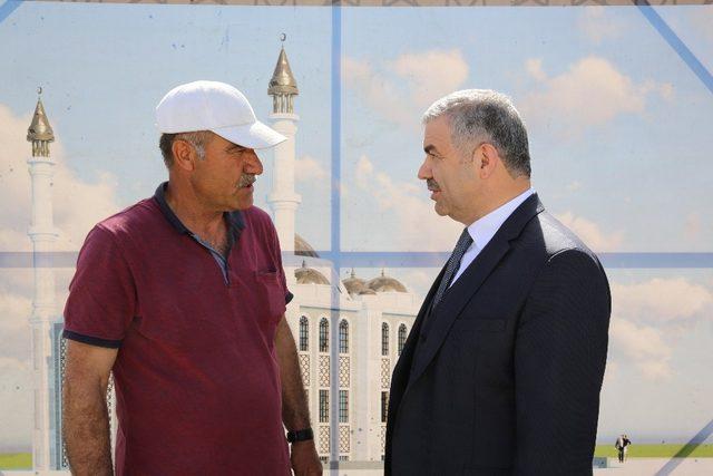 Sahabiye'de Kentsel Dönüşüm başlıyor