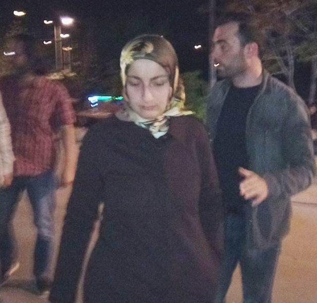 FETÖ'den haklarında yakalama kararı bulunan çift tutuklandı