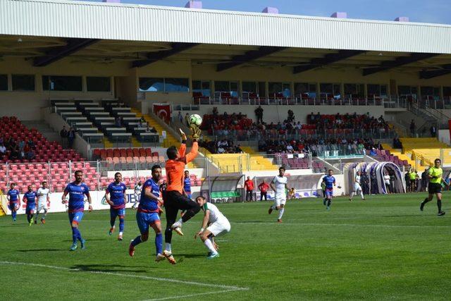 Şuhut Belediye Hisarspor, Play Off Maçında Emirdağspor'u yendi