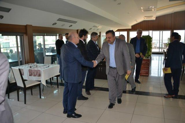 Belediye Başkanı Saraoğlu: Camilerimiz manevi, sosyal ve kültür hayatımızın merkezidir