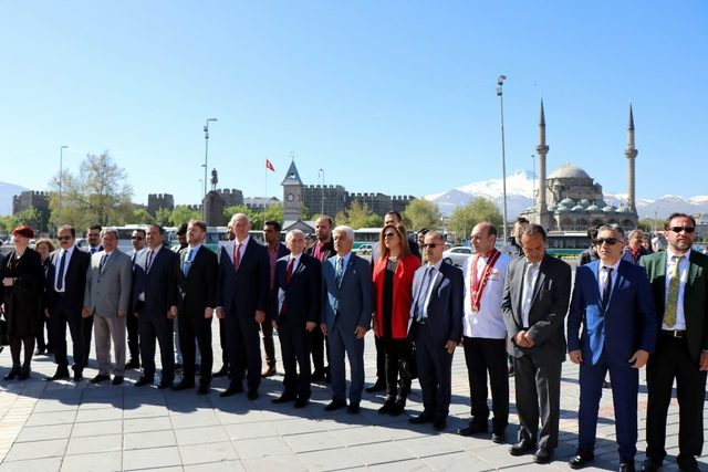 """Vali Süleyman Kamçı: """"Kayseri, turizmde hak ettiği yerde değil"""""""