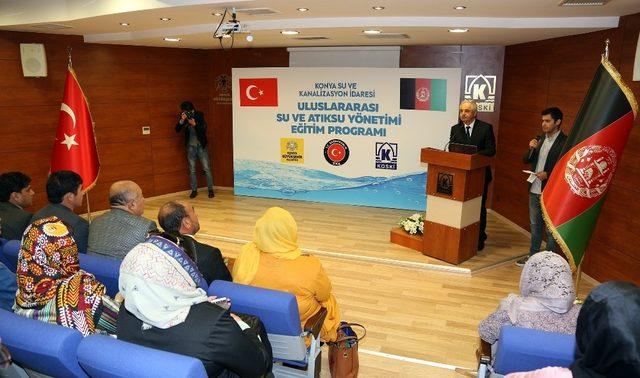 Konya'da Müslüman ülkelere