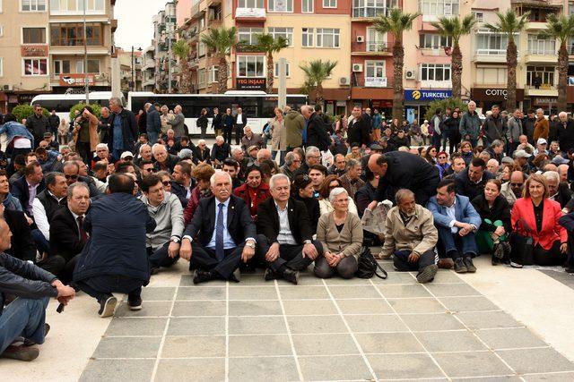 CHP'li Erkek: Türkiye ilk seçimde '2 D' arasında bir seçim yapacak