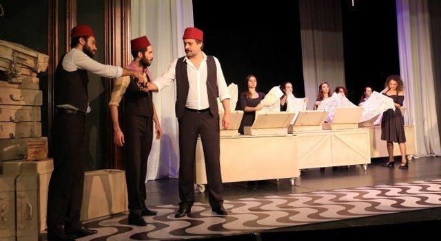 """""""Sandalım kıyıya bağlı"""" Zonguldak'ta sahnelenecek"""