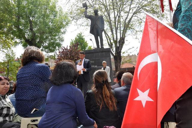 Karaman'da CHP'den OHAL'e tepki