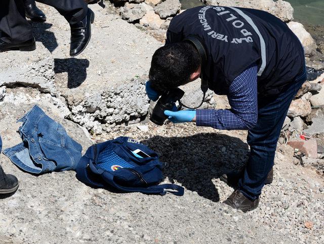 Baraj gölünde genç kızın cesedi bulundu