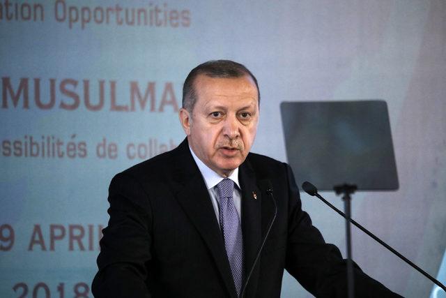 Erdoğan: Birçok batı ülkesi bu işe benzin döküyor (1)