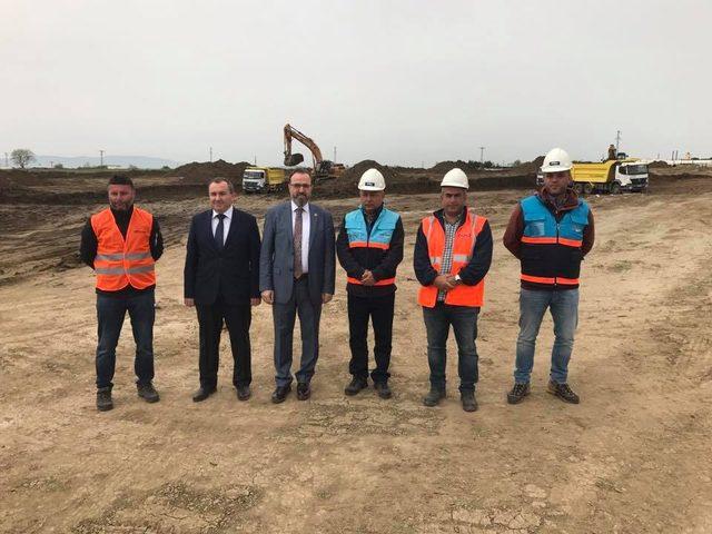 Tekirdağ Şehir Hastanesi inşaatı başladı