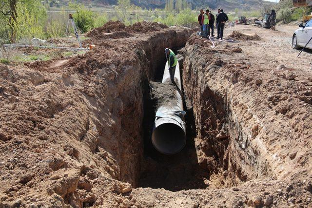 Sivas Belediyesi'nden 40 milyon liralık su projesi
