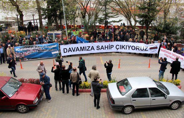 'Karadeniz'in cenneti', için karar daha sonra açıklanacak