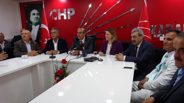 CHP'li Böke: Yüzde 10,8 işsizlik oranı OHAL'den kaynaklanıyor
