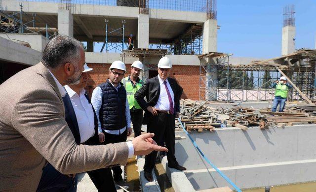 """Başkan Karaosmanoğlu, """"Karamürsel için çok çalıştık ve başardık"""""""
