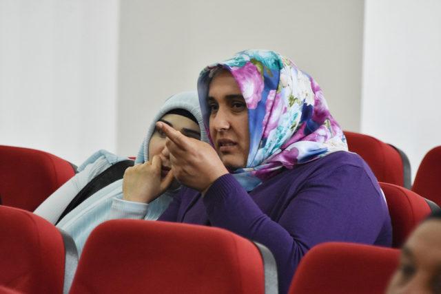 Konya Derbent'te 45 aile, ev sahibi olmanın sevincini yaşadı