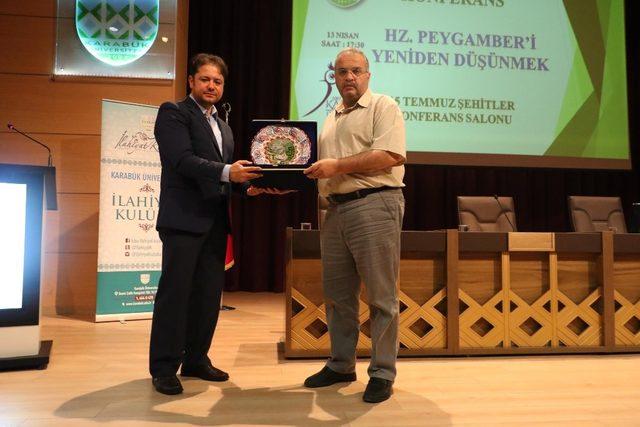 Karabük Üniversitesi'nde