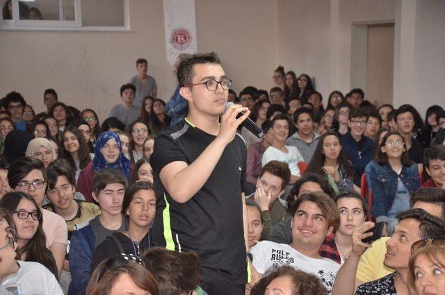 Eskişehir Basket'in devleri panele katıldı