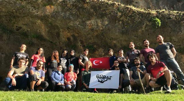 GÜDAT'ın Yaz Gelişim Kampı başladı