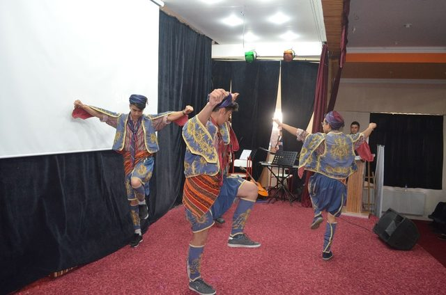 Kula'da Turizm Haftası etkinlikle kutlandı