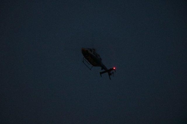İstanbul'da helikopter destekli şafak operasyonu