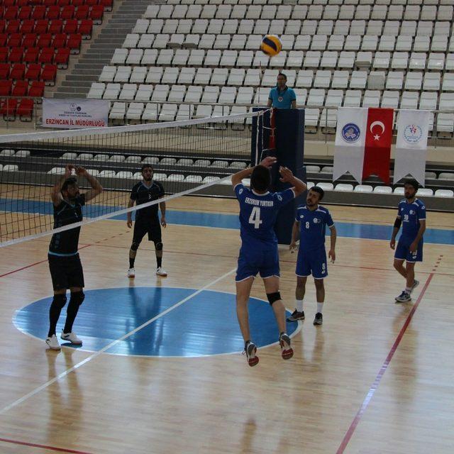 KYK Voleybol Turnuvası Türkiye Finali Grup Maçları Başladı