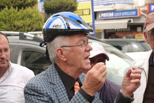 Kuşadası'nda 'İşine Bisikletinle Git' kampanyası