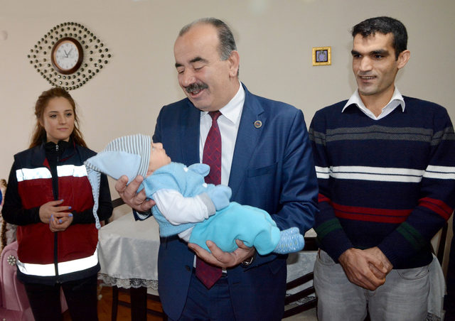 Mudanya'nın şanslı bebekleri