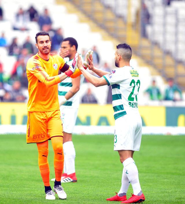 Bursaspor ateşle oynuyor
