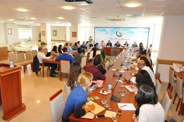 Düzce Üniversitesi çevre ve sağlık alanlarında çalışmasını sürdürüyor