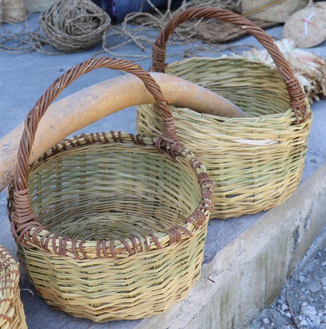 Bafra sepeti, ev kadınlarının işi olacak
