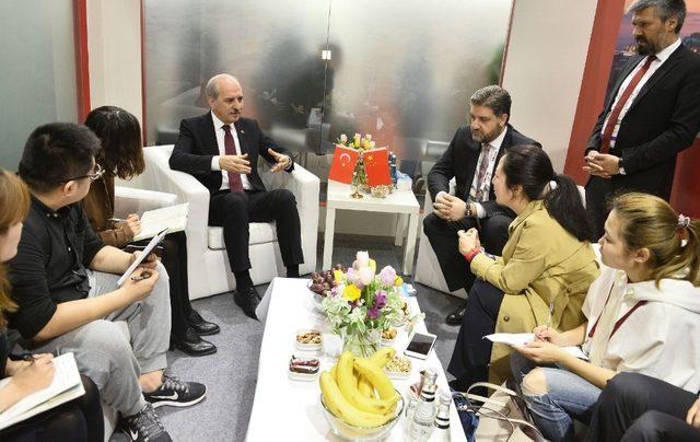 Çinli turist için uçak seferleri artırılacak