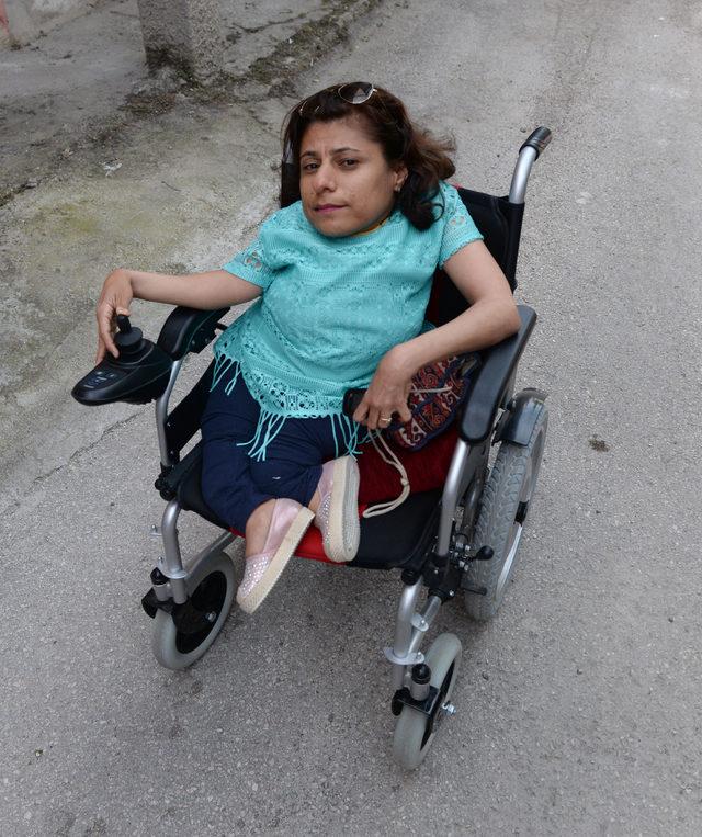 Cep telefonu çalınan engelli kadın: Özgürlüğüm çalındı