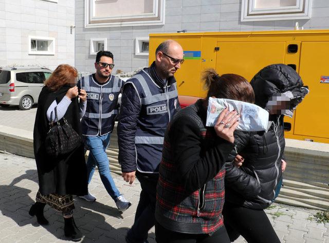 Samsun ve Ordu'da fuhuş operasyonu: 15 gözaltı