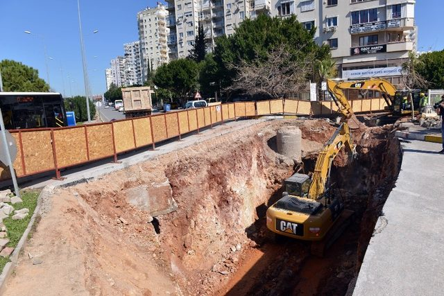 ASAT'tan Kepez'e 164 milyon TL'lik yatırım