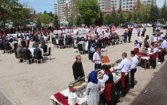Elazığ'da Turizm Haftası Etkinlikleri