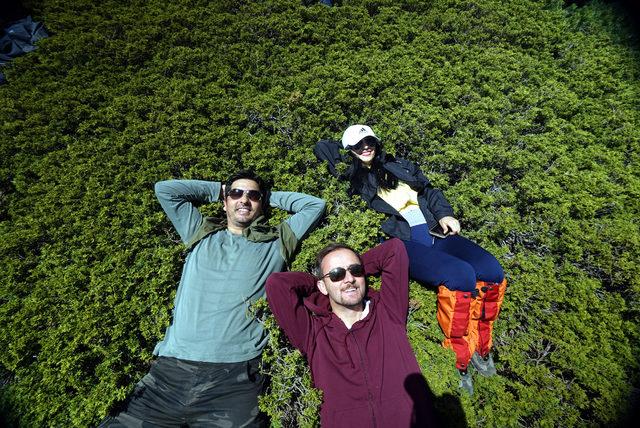 Tokat'ta 2 bin rakımlı yaylada, yürüyüş ve foto safari