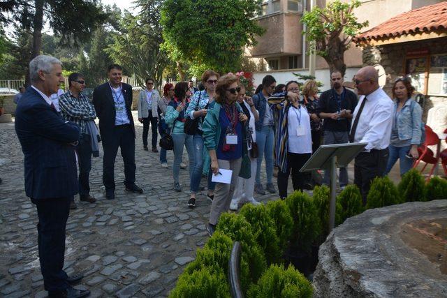 Söke'nin Turizm Haritası rehberlere tanıtıldı