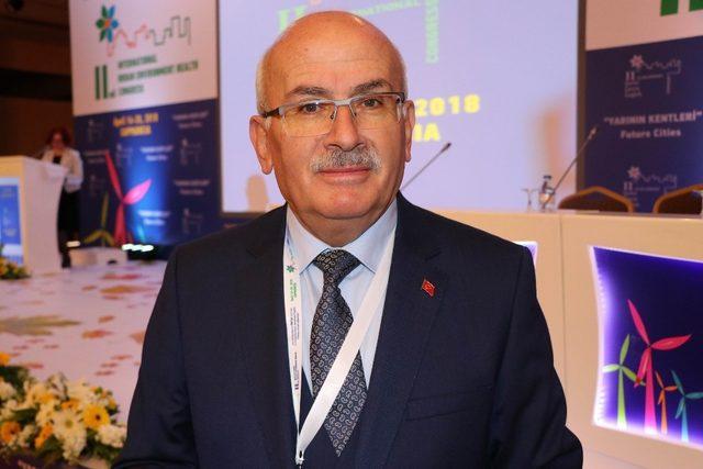 """Ürgüp Belediye Başkanı Fahri Yıldız, """" Gelecek nesillere sağlıklı kent bırakmak istiyoruz"""