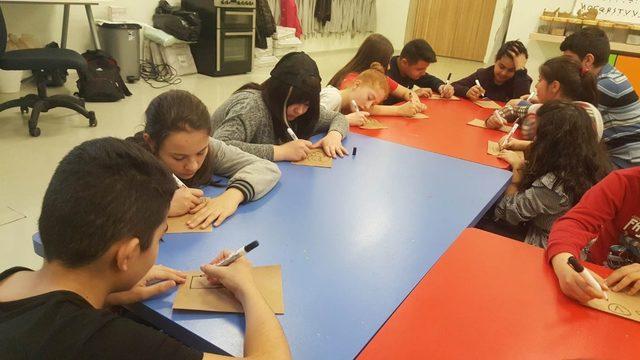 Altın gençler Erimtan Müzesi'nde