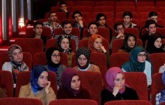 Adapazarı Belediyesi'nden öğrencilere sınav motivasyonu