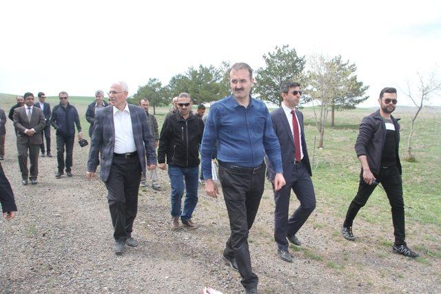 Malazgirt'te 'Tarihi Milli Park' çalışmaları başlatıldı