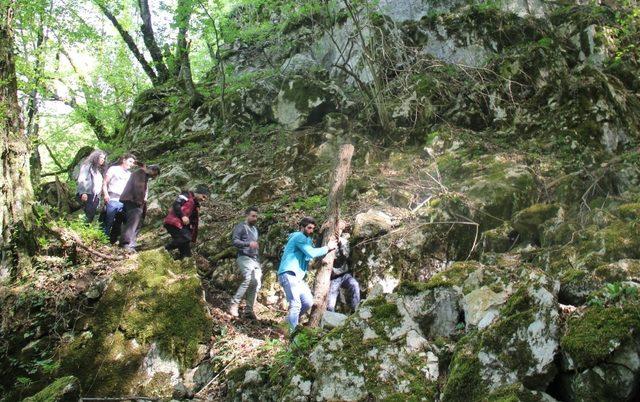 Doğaseverlerin Turizm Haftası kampı
