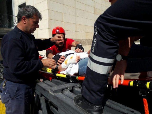 Siirt'te kurtarma ve tahliye tatbikatı