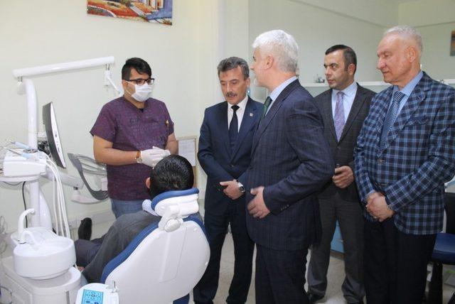 Yenişehir sağlık alanında yenileniyor