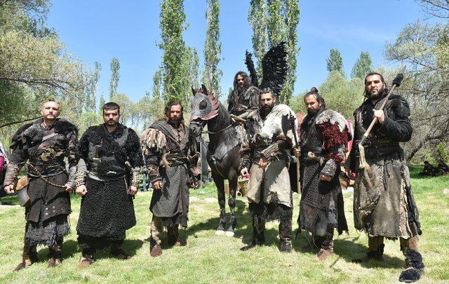 """Osmanlıların fedaileri """"Deliler"""" beyazperdeye taşınıyor"""