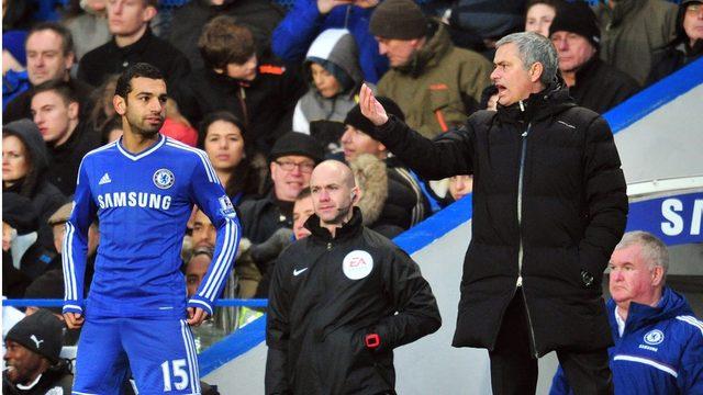 Salah'ın Mourinho dönemindeki performansı başarılı değildi: Chelsea'de 19 maçta iki gol atabildi