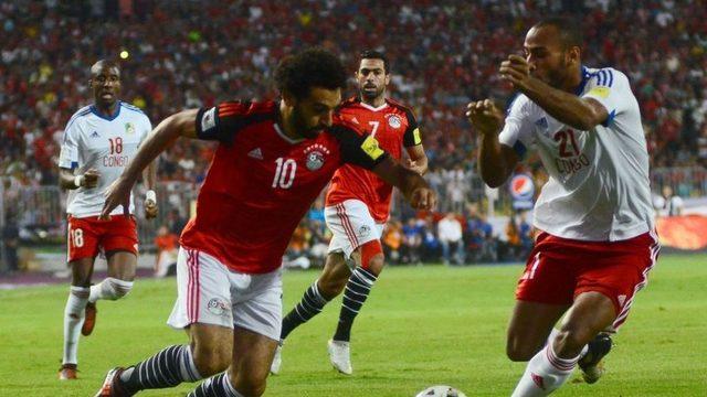 Salah elemelerde Mısır adına beş gol attı
