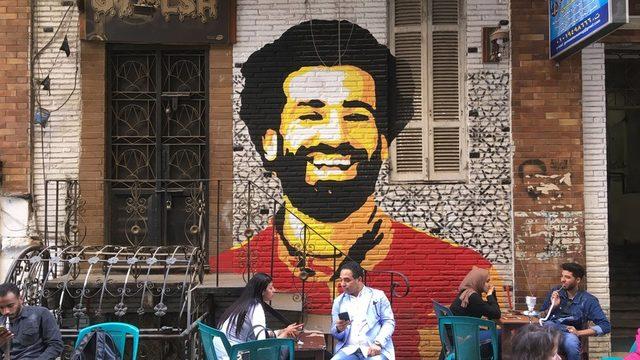 Salah Mısır'da ulusal bir kahraman